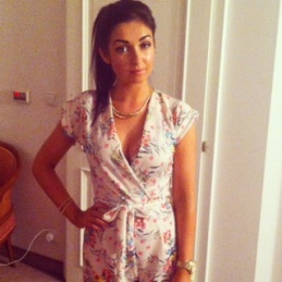 Playsuit: Newlook Necklace: River Island