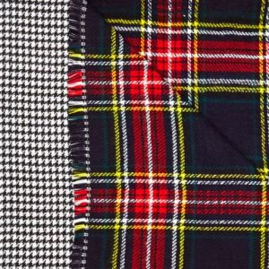 Reversible check scarf €30.00 River Island (2 scarves for price of 1!)