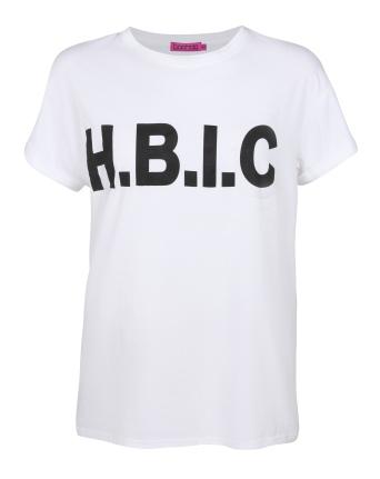 boohooPLUS H.B.I.C Tee €14