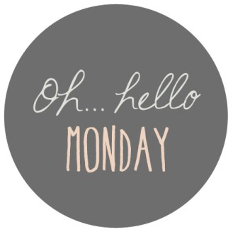 Monday, positivity, fresh start, diet, slimming, balance