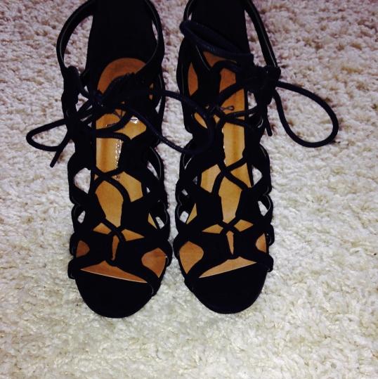 fashion, shoes, heels, strappy sandals, bargain, penneys, primark