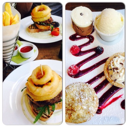 hen house, dun laoghaire, foodie, dinner, night out, weightloss, cheat meal, slimming
