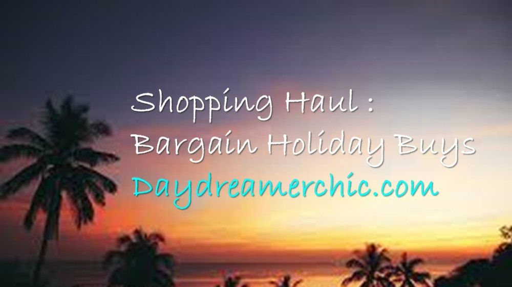 shopping, holidays, shopping haul, summer, fashion blog, fashion blogger, personal style, positivity, bargain, style inspo