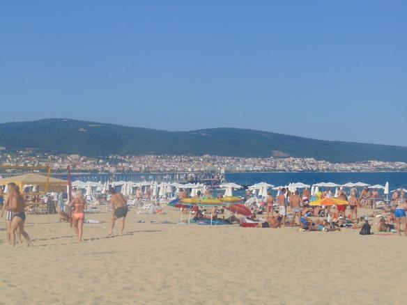 travel blog, bulgaria, sunny beach, irish blog, beach holiday, photography