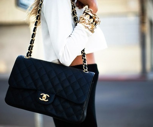 Fashion, Black, Bag, Chanel, Photography, Inspoiration, Style