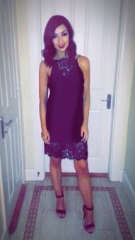 Fashion Blog, Style Inspiration, Motivation, Irish Blogger, Party Dress, Black Dress, Penneys, Primark