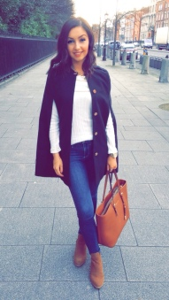 Fashion Blogger, Style Inspiration, Motivation, Irish Blogger, Dublin, Photography