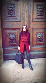 Fashion Inspiration, Positivity, Style Inspiration, Burgundy, Fashion Blog, Irish Blogger, Prague, Czech Republic, Travel Blog