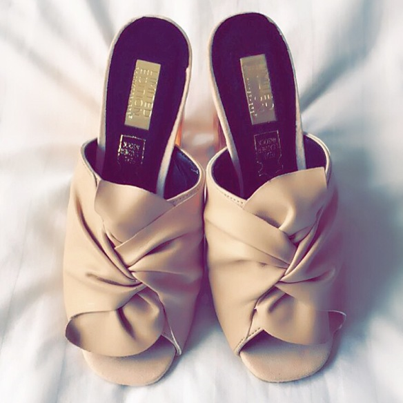 Shoe inspiration, Penneys, primark, Irish blogger, nude, mules, outfit inspiration, fashion, style, photography