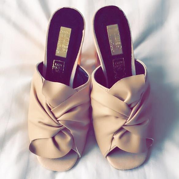 Shoe inspiration, Penneys, primark, Irish blogger, nude, mules, outfit inspiration, fashion, style, photography
