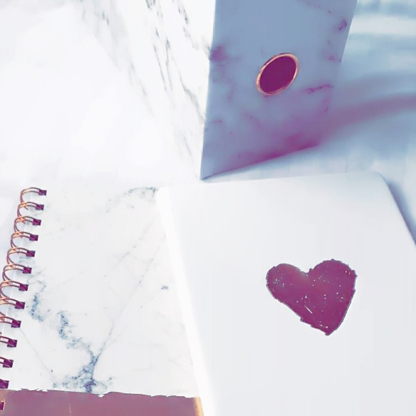 Marble, rose gold, photography, back to college, stationery, inspiration