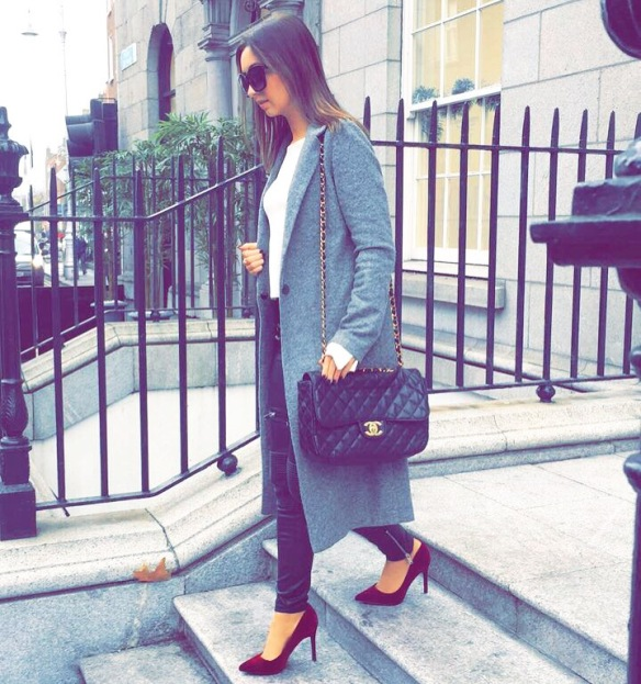 Fashion Blogger, Irish Fashion Blogger, Photography, Dublin, Winter Style, Style Inspiration, Irish Influencer, Jimmy Choo, Zara, Boohoo