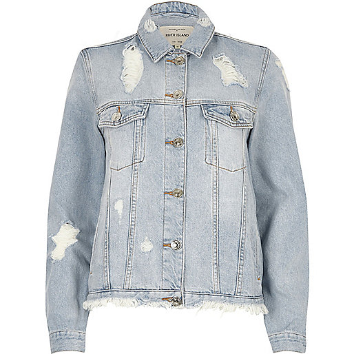 Denim Jacket, Irish Fashion Blogger, River Island, Style Inspiration, Irish Blog, Inspiration, Motivation, Irish Influencer