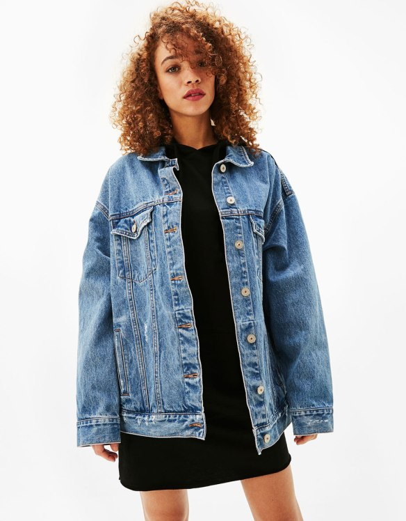 Denim Jacket, Irish Fashion Blogger, Bershka, Style Inspiration, Irish Blog, Inspiration, Motivation, Irish Influencer