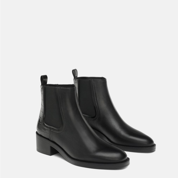 Chelsea Boots, Black Chelsea Boots, Ankle Boots, Zara, Zara Boots, Photography, Style