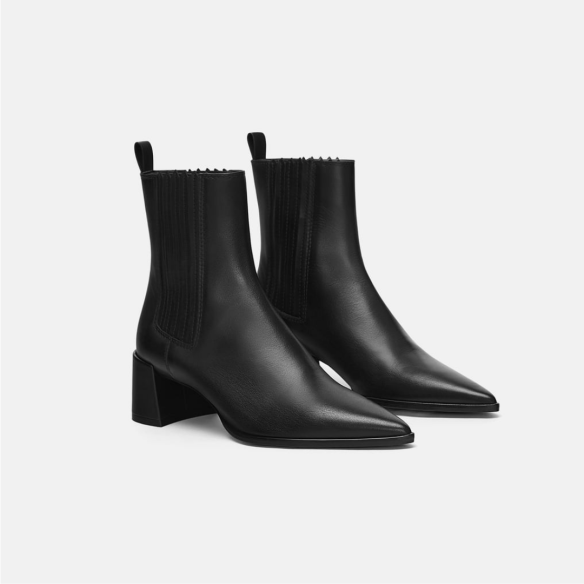 Zara, zara boots, ankle boots, healed ankle boots, winter boots, shopping, style
